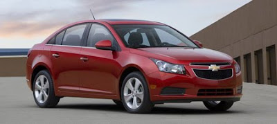 Chevrolet Cruze gets 1.4 ECOTEC turbo