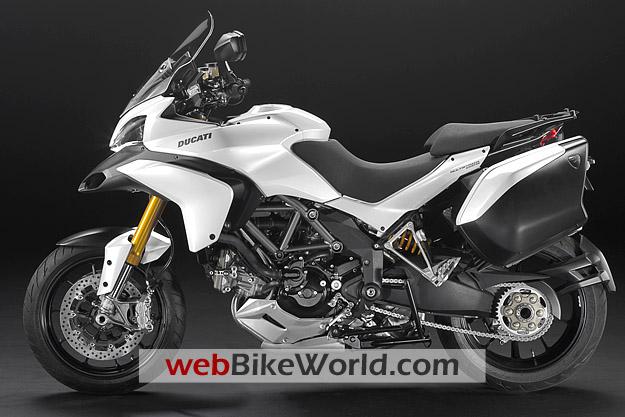 Yamaha XT1200Z Super Tenere vs Ducati Multistrada 1200 vs BMW R1200GS title=
