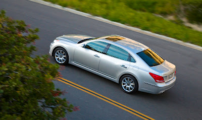 Latest 2011 Hyundai Equus Pictures
