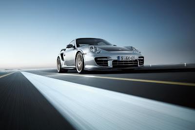 Latest 2011 Porsche 911 GT2 RS Interior Dash Official Pictures