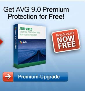 تحميل برنامج حمايه خطير AVG Anti-Virus Free Edition 9.0