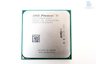 ¿Como activar el cuarto nucleo del procesador Phenom II X3 710 ?
