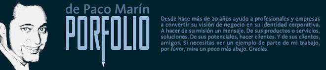 Porfolio de Paco Marín