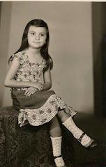 Corita Guerrero Quintero, ahijada (+ aproximadamente 1984):