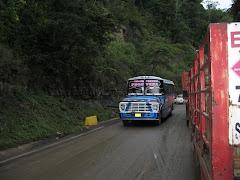 Autobus de Cúcuta para La Fría: