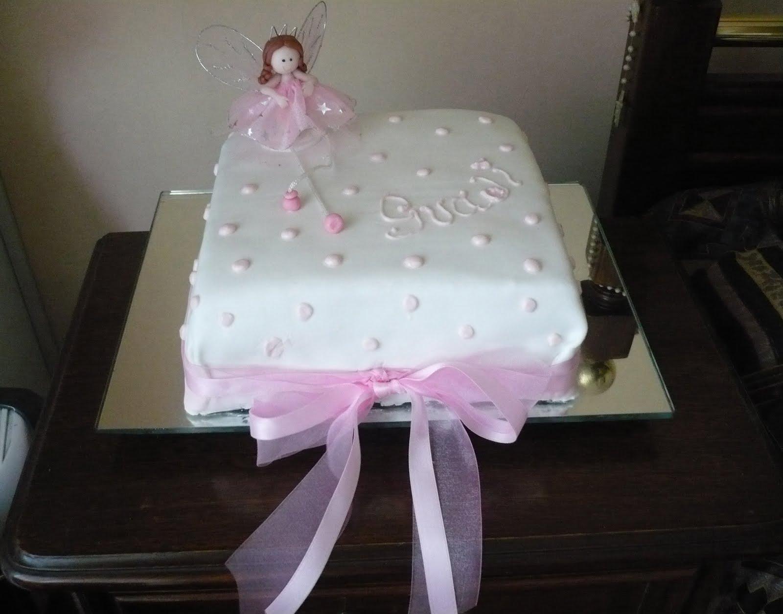Tortas de bautismo | Sweetcakes