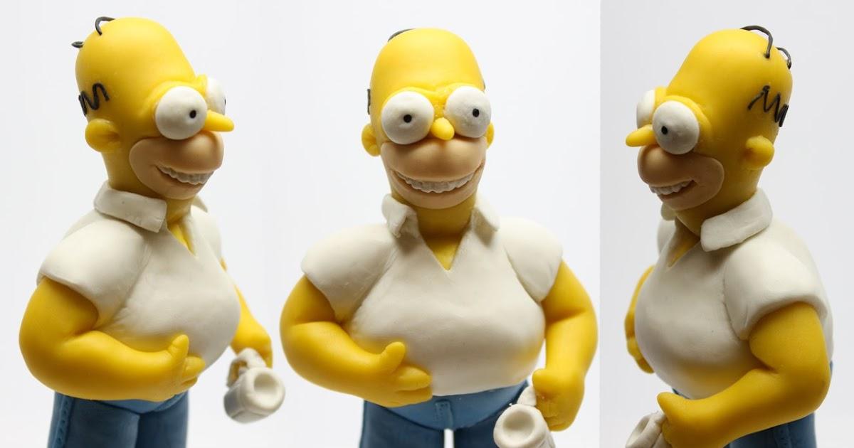 Homer simpson - Homer simpson tout nu ...