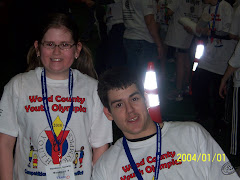 Nick and Isabella Wood Co. Youth Olympics 3/10