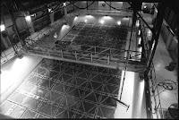 Spent fuel pool at CANDU reactors
