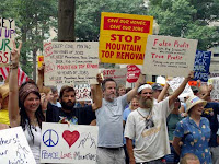 Stop Mountain Top Removal