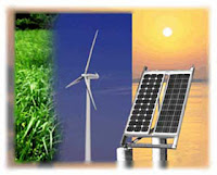 The solution: green energy