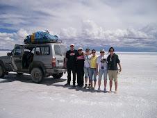 Deserto Uyuni - Bolívia