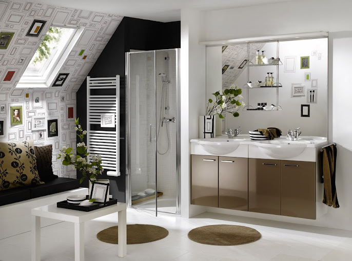 #5 Bathroom Design Ideas
