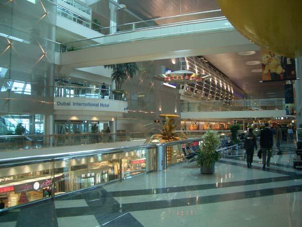 Dubai Airport Mapio net