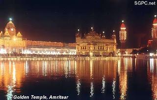 Amritsar Golden Temple