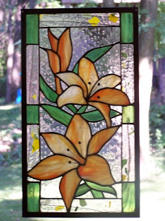 Creative Glass Garden Art