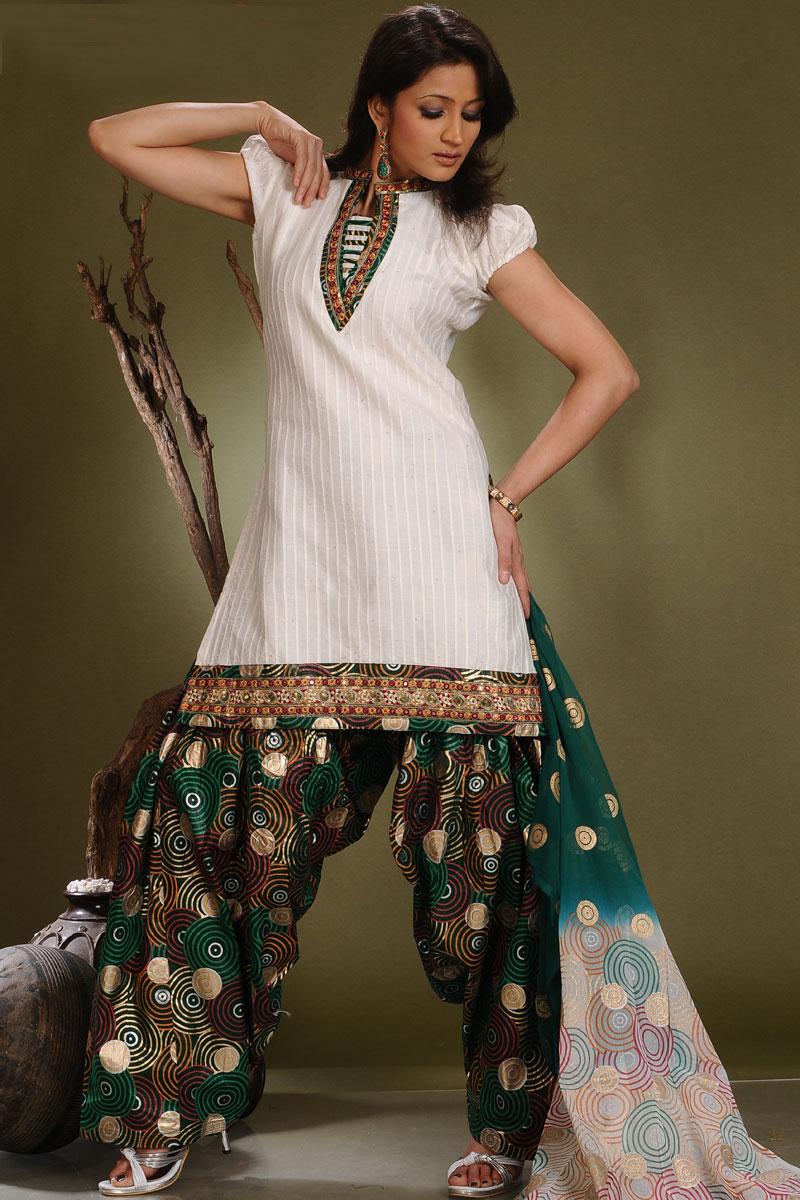 ... Fashion Style   Latest Salwar Kameez - Punjabi Designs Collections