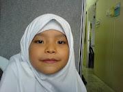 inilh rabiatul adawiyah..7 tahun umurnya...ustazah mendoakan agar rabiatul menjadi anak yg solehah.