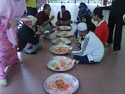 hasil masakan anak2 sri al- ummah
