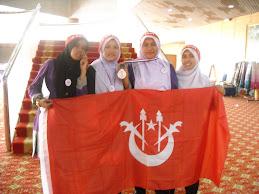 pemenang nisa' indoor games dari kelantan.. TAHNIAH DIK!!!