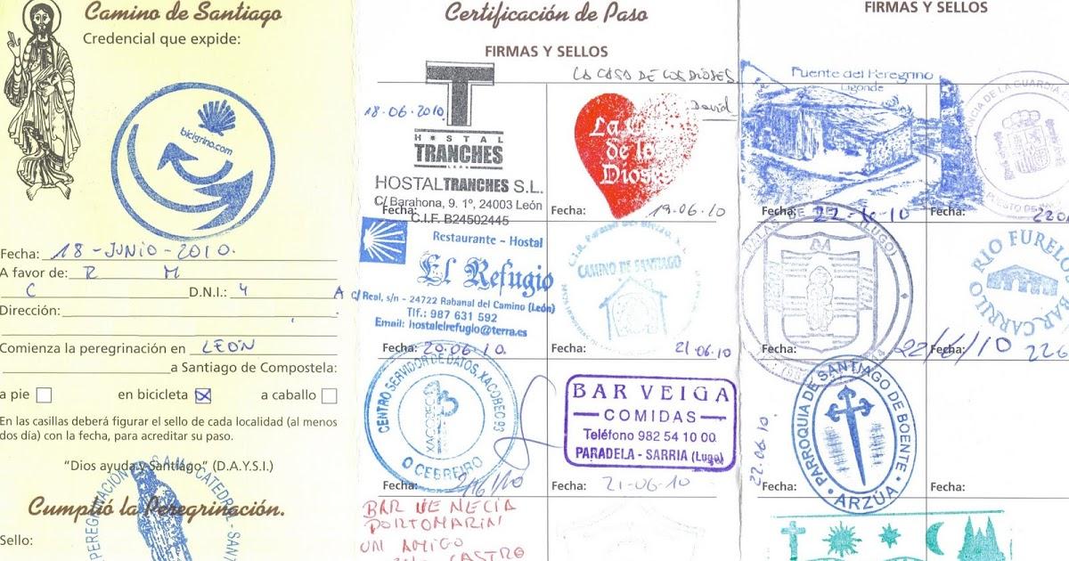 Camino de santiago en bici desde le n compostela y for Oficina correos santiago de compostela