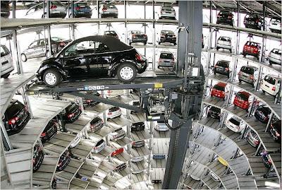 Inilah Showroom Mobil Termewah di Dunia
