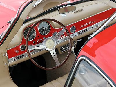 mercedes, 300 sl, gullwing, 1954, autoleyendas