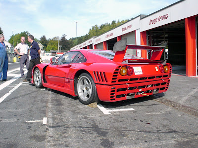 288 Gto Evoluzione. Conseguir un Ferrari GTO
