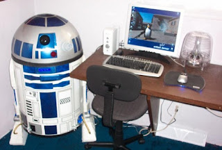 R2D2, Torre PC, modding, starwars