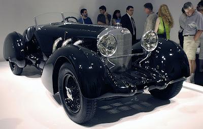 mercedes, ssk, trossi, 1930, autoleyendas