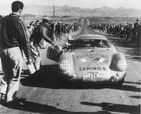 carrera panamericana, autoleyendas