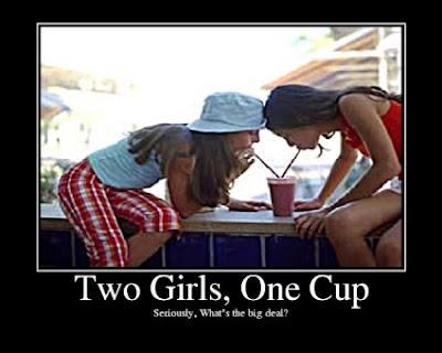 carteles desmotivadores, 2girls1cup