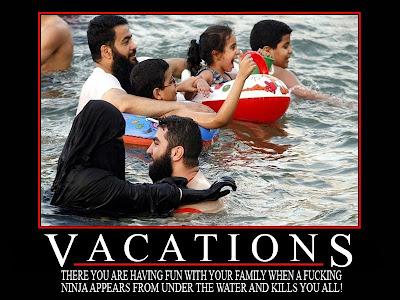 desmotivador, vacaciones