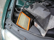 Passat B5 Air Box Drill Mod