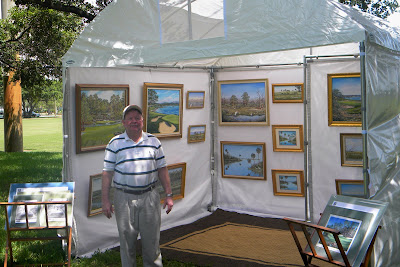 Craft Show Display Tents http://gregshermanartllc.blogspot.com/2009/08/display-tent-and-artwork-for-outdoor.html