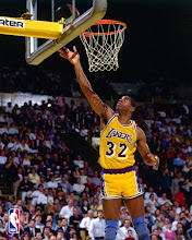 MAGIC JOHNSON (1979-91 & 1995-96)