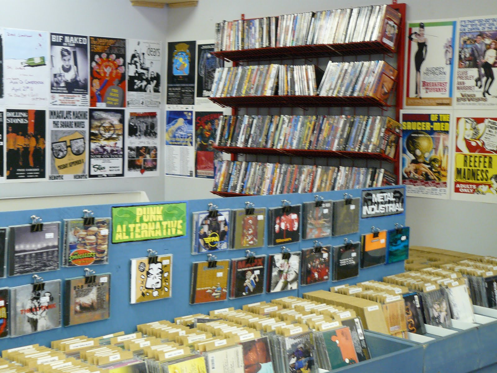 Our downtown blueprint entertainment downtown lethbridges blueprint entertainment downtown lethbridges independent record store watch this video malvernweather Choice Image