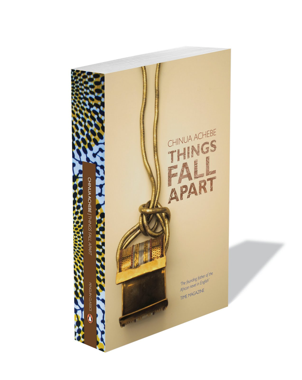 book report on things fall apart Things fall apart is a 1958 novel by the nigerian author chinua achebe seen as the quintessential novel on the change from pre to post colonial life in nigeria,.