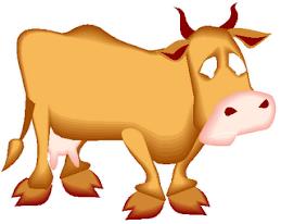 Vaca alegre