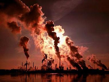 El gran problema de la contaminacio atmosferica