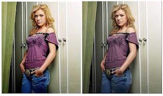 Kelly Clarkson photoshop
