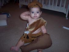 Bam Bam Halloween Costume