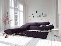 sofé preto