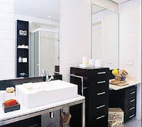 Alternativas para decorar a sua casa de banho