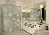 espelho decorativo, casa de banho