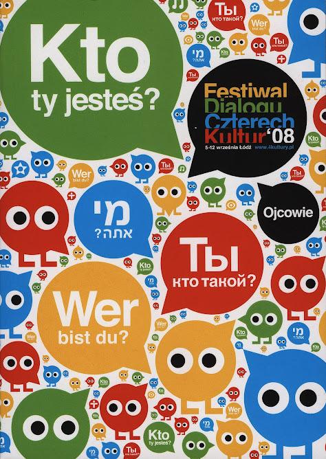 Mlodość Witka J. na Festiwalu Dialogu 4 Kultur w Łodzi
