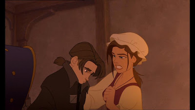 Treasure planet movie naked girl