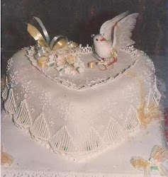 Torta de Matrimonio Civil