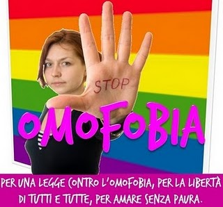 Stop Omofobia