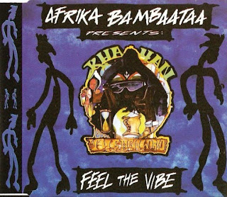 Afrika Bambaataa - Feel The Vibe (By Masterboy)